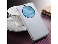 LG G3 Quick Circle Window S-View Case Cover With Support for Wireless Charging
