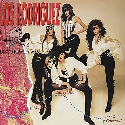 Los Rodriguez - Disco Pirata [New Vinyl] With CD, Spain - Import