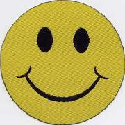 Smiley Face Badge