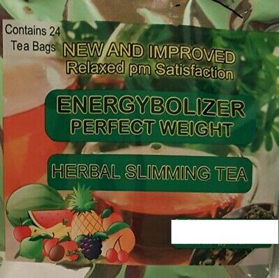 Energybolizer TB-orange gel caps, now Lite Summer green & yellow & Orange Tea