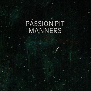 Passion Pit - Manners (NEW VINYL LP)