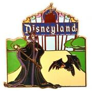 Disney Pins Maleficent Le