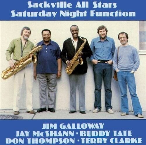 Sackville All Stars - Saturday Night Function [New CD]