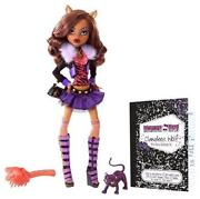 Monster High Clawdeen Wolf