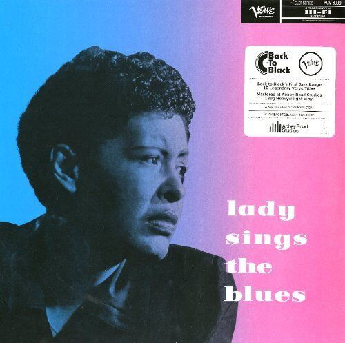 Billie Holiday - Lady Sings The Blues LP Vinyl VERVE