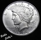 1922 D Peace Silver Dollar