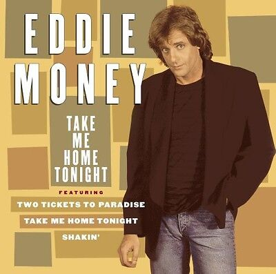 Eddie Money   Take Me Home Tonight  New Cd