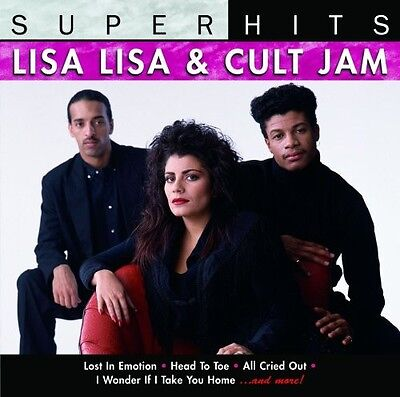 Lisa Lisa & Cult Jam, Lisa Lisa - Super Hits [New CD]
