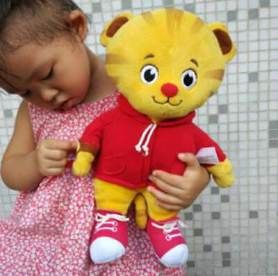 Daniel Tiger's Neighborhood Tiger Daniel Plush toy NEW 12inches - Daniel Tiger Game