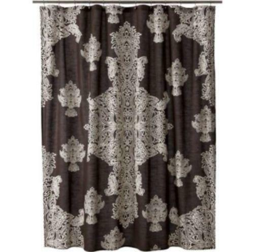 White Curtains black and white curtains target : Target Curtains | eBay
