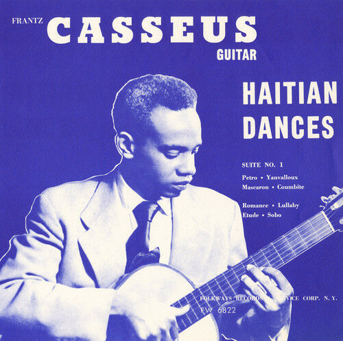 Frantz Casseus - Haitian Dances [new Cd]