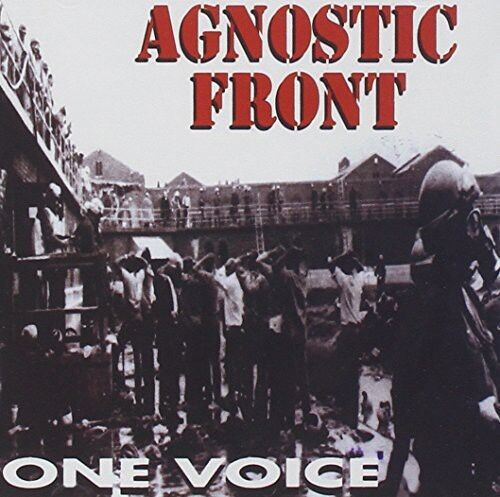 Agnostic Front - One Voice [New CD] Argentina - Import