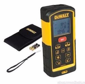 Dewalt (DW03101) 330 Feet Laser Distance Measurer (BRAND NEW) $249.99