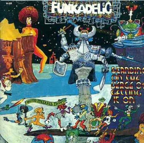 Funkadelic - Standing on Verge of Getting It on [New CD] UK - Import