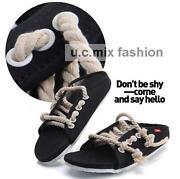 Mens Hemp Sandals