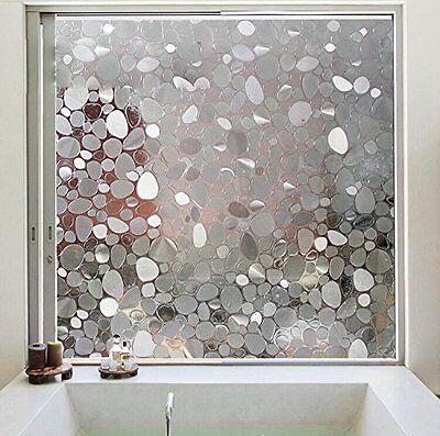 Pellicola Adesiva Per Finestre opacizzante vetro finestre sticker bagno privacy