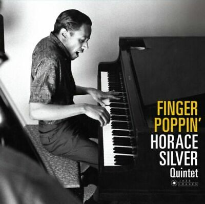 Silver, HoraceFinger Poppin (Photographs By William Claxton) (New Vinyl)