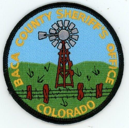 BACA COUNTY SHERIFF