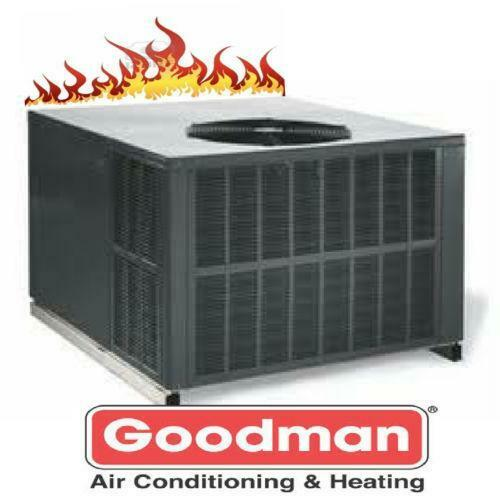 Gas To Air Cooler : Gas package unit heating cooling air ebay
