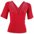 Adult Dance Tops & Shirts