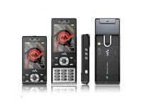 Sony Ericsson Sony Ericcson Walkman W995 - Black (Unlocked) Mobile Phone