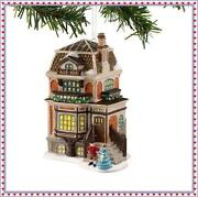Dept 56 Dickens Village Houses