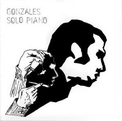Chilly Gonzales   Solo Piano  New Vinyl  Bonus Cd  Canada   Import