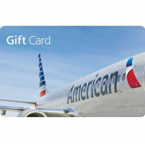 American Airlines Gift Card - $100