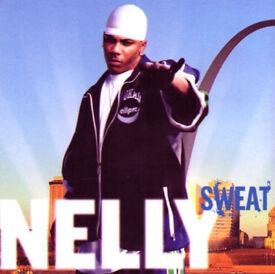 Nelly Sweat Music cd - VGC