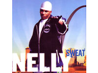 Nelly Sweat Music cd - VGC