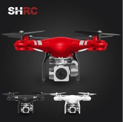 Camera Wifi RC Aerial Photography Unmanned Drone SH5HD Servo 200W/1080P