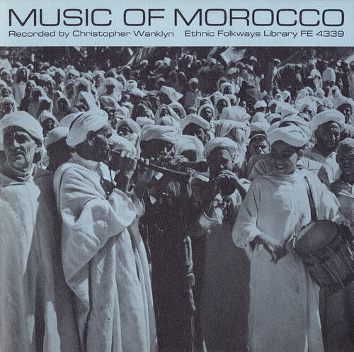 Various Artists - Music of Morocco / Various [New CD]