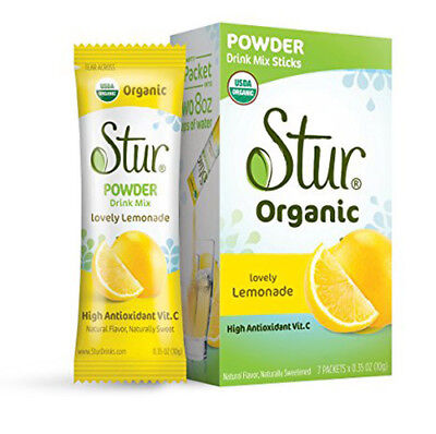 Stur - Powdered Organic Drink Mix - Vegan - Non-GMO- High Antioxidant ()