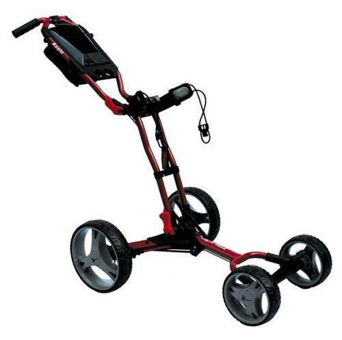Push Golf Trolley Ebay