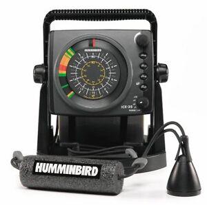 BROKEN / Non Working Humminbird Flasher Ice 34/45/55