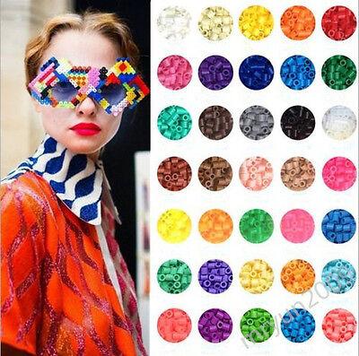 Free Pp 2 6Mm 1000Pcs Hama Perler Beads For Child Gift Great Kids Great Fun Hot