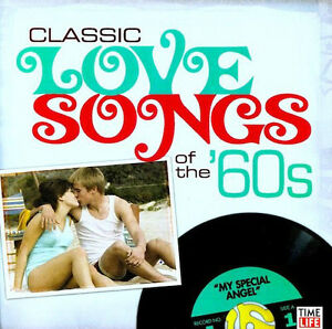 TIME LIFE CLASSIC LOVE SONGS 60S MY SPECIAL ANGEL WRAPPED NEW CD