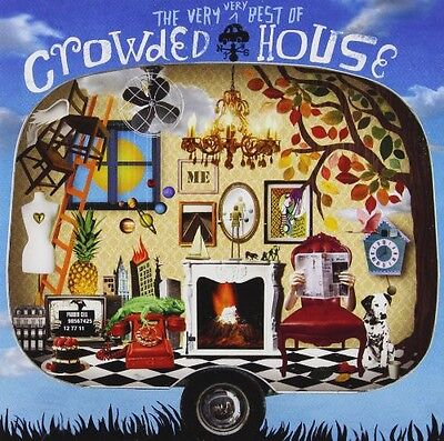 Crowded House - Very Very Best of Crowded House [New (Best Of Crowded House)