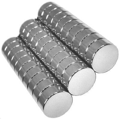 5/16 x 1/8 Inch Neodymium Rare Earth Disc Magnets N48 (30 Pack)