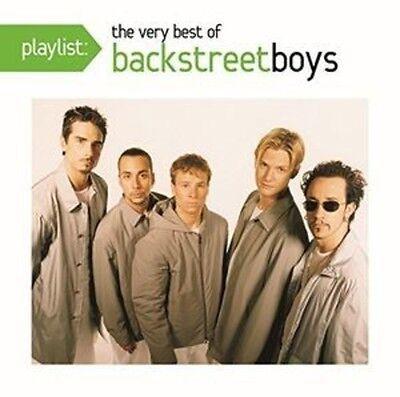 Backstreet Boys - Playlist: The Very Best of Backstreet Boys [New CD]