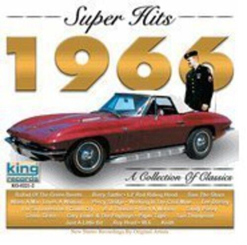 Various Artists - Super Hits 1966 / Various [New CD]