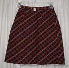 Wool Blend Regular 6 Vintage Skirts for Women
