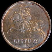 Lithuania Coin