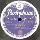 Blues 78 RPM Vinyl Records