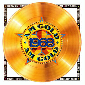 AM GOLD 1968 DOUBLE LENGTH CD PLUS BRAND NEW FACTORY WRAPPED CD London Ontario image 1