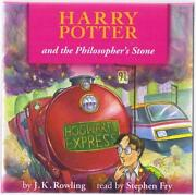 Harry Potter and The Philosophers Stone Audio Book