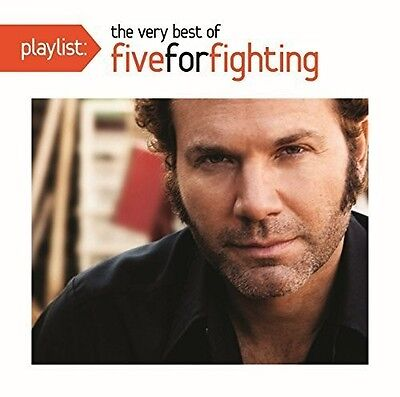 Five For Fighting   Playlist  The Very Best Of Five For Fighting  New Cd