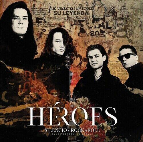 Héroes del Silencio - Heroes: Silencio Y Rock & Roll (2LP+2CD) [New Vinyl LP] Wi
