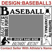 Sports Picture Frames