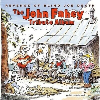 JOHN FAHEY TRIBUTE: REVENGE OF BLIND JOE DEATH  CD NEW